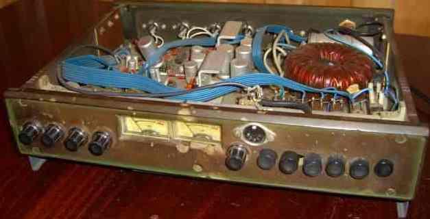 Резисторы темброблока и